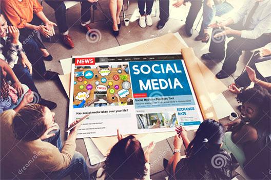 Social media, FAANG